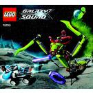 LEGO Star Slicer Set 70703 Instructions