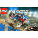 LEGO Star Striker Set 9094 Instructions