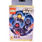 LEGO Star Wars #1 - Emperor Palpatine, Darth Maul and Darth Vader Set 3340 Packaging