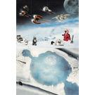 LEGO Star Wars 2012 Advent Calendar Poster (53677)