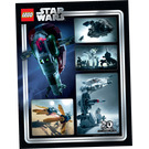 LEGO Star Wars 20th Anniversary Art Print (5005888)