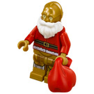 LEGO Star Wars Advent Calendar Set 75097-1 Subset Day 24 - Santa C-3PO