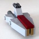 LEGO Star Wars Advent Calendar Set 75146-1 Subset Day 10 - Republic Attack Cruiser
