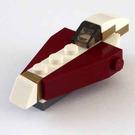 LEGO Star Wars Advent Calendar Set 75146-1 Subset Day 14 - Obi Wan's Jedi Starfighter