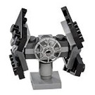 LEGO Star Wars Advent Calendar Set 75146-1 Subset Day 3 - TIE Interceptor