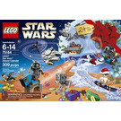 LEGO Star Wars Advent Calendar Set 75184-1 Instructions