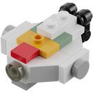 LEGO Star Wars Advent Calendar Set 75184-1 Subset Day 1 - The Ghost