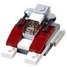 LEGO Star Wars Advent Calendar Set 75213-1 Subset Day 4 - Republic Fighter Tank
