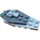 LEGO Star Wars Advent Calendar Set 75245-1 Subset Day 1 - First Order Star Destroyer