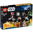 LEGO Star Wars Advent Calendar Set 7958-1 Packaging