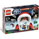 LEGO Star Wars Advent Calendar Set 9509-1 Packaging