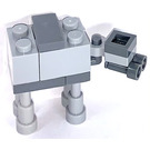 LEGO Star Wars Advent Calendar Set 9509-1 Subset Day 10 - Mini AT-AT Walker