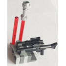 LEGO Star Wars Advent Calendar Set 9509 Subset Day 14 - Weapon Depot