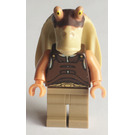 LEGO Star Wars Advent Calendar Set 9509 Subset Day 2 - Gungan Soldier