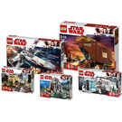 LEGO Star Wars Life of Luke Skywalker bundle Set 5005754
