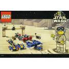 LEGO Star Wars Podracing Bucket Set 7159