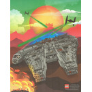 LEGO Star Wars Poster - Force Friday II VIP Exclusive Day 2 (5005443)