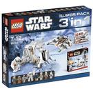 LEGO Star Wars Super Pack 3 in 1 Set 66366