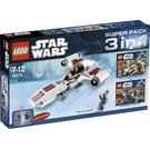 LEGO Star Wars Super Pack 3 in 1 Set 66378