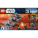 LEGO Star Wars Super Pack 3 in 1 Set 66395