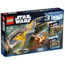 LEGO Star Wars Super Pack 3 in 1 Set 66396