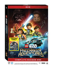 LEGO Star Wars: The Freemaker Adventures Complete Season Two DVD (5005577)