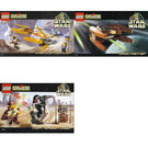 LEGO Star Wars Value Pack Set
