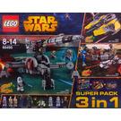 LEGO Star Wars Value Pack Set 66495