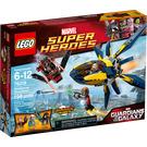 LEGO Starblaster Showdown  Set 76019 Packaging