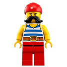 LEGO Starboard Minifigure