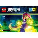 LEGO Starfire Set 71287 Instructions