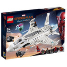 LEGO Stark Jet and Drone Attack Set 76130