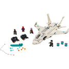 LEGO Stark Jet and the Drone Attack Set 76130