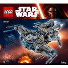 LEGO StarScavenger Set 75147 Instructions