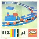 LEGO Starter Train Set with Motor 115-2