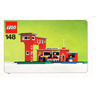 LEGO Station Set 148 Instructions