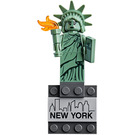 LEGO Statue of Liberty Aimant (854031)
