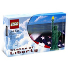 LEGO Statue of Liberty Set 3450 Packaging
