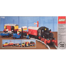 LEGO Steam Cargo Train Set 7722