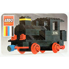 LEGO Steam Locomotive (Push) Set 126