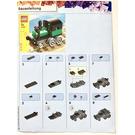 LEGO Steam Locomotive Set 11945 Instructions