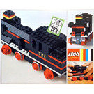 LEGO Steam Locomotive Set 721