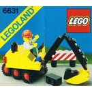 LEGO Steam Shovel Set 6631