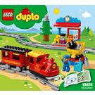 LEGO Steam Train Set 10874 Instructions