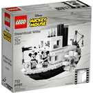 LEGO Steamboat Willie Set 21317 Packaging
