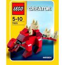 LEGO Stegosaurus Set 7605