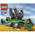 LEGO Stegosaurus Set 7798