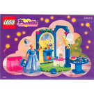 LEGO Stella and the Fairy Set 5825 Instructions