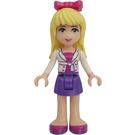 LEGO Stephanie Minifigure