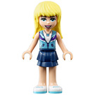 LEGO Stephanie Minifigure